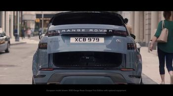 2020 Range Rover Evoque TV Spot, 'ClearSight Rear-View Mirror'  [T1] - Thumbnail 1