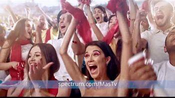 Spectrum Mi Plan Latino TV Spot, 'Lo mejor del fútbol' [Spanish] - Thumbnail 8