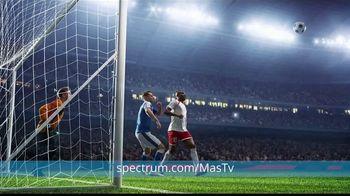 Spectrum Mi Plan Latino TV Spot, 'Lo mejor del fútbol' [Spanish] - Thumbnail 3