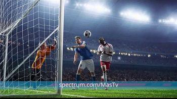 Spectrum Mi Plan Latino TV Spot, 'Lo mejor del fútbol' [Spanish] - Thumbnail 5