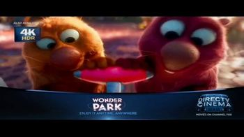 DIRECTV Cinema TV Spot, 'Wonder Park'