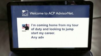 American Corporate Partners TV Spot, 'Military is Coming Home' - Thumbnail 6