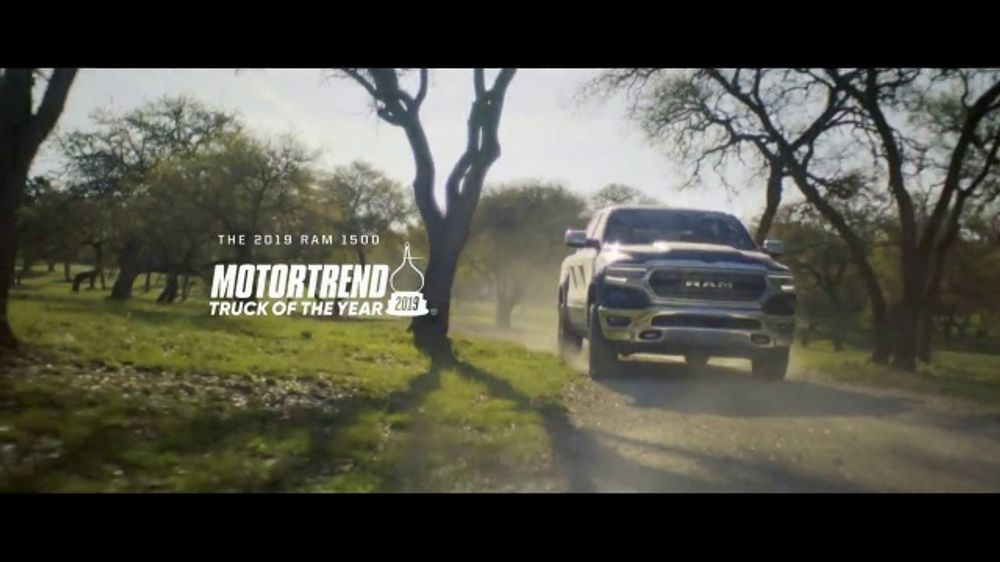 2019 Ram 1500 TV Commercial, 'On To Bigger Things: The Next' Song by  Vitamin String Quartet [T1] - Video