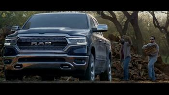 2019 Ram 1500 TV Spot, 'On To Bigger Things: The Next' Song by Vitamin String Quartet  [T1] - Thumbnail 1