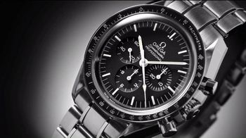 OMEGA Speedmaster Professional Moonwatch TV Spot, 'Moon Landing'