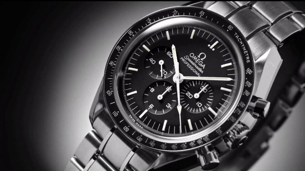 Omega Speedmaster Professional Moonwatch Tv Commercial Moon
