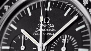 OMEGA Speedmaster Professional Moonwatch TV Spot, 'Moon Landing' - Thumbnail 1