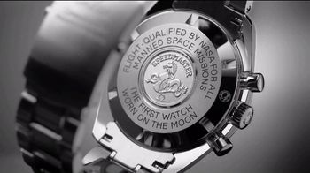 OMEGA Speedmaster Professional Moonwatch TV Spot, 'Moon Landing' - Thumbnail 4