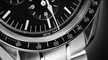 OMEGA Speedmaster Professional Moonwatch TV Spot, 'Moon Landing' - Thumbnail 6