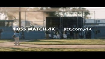 DIRECTV TV Spot, 'Little League: 4K' - Thumbnail 10