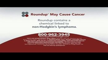 Sokolove Law TV Spot, 'Roundup May Cause Cancer' - Thumbnail 2