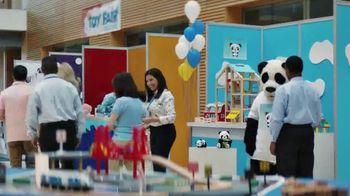 Wyndham Worldwide TV Spot, Toy Fair'