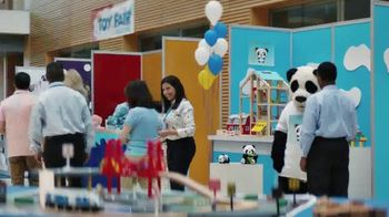 Wyndham Worldwide TV Spot, Toy Fair'
