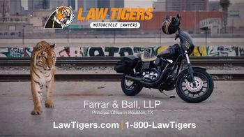 Law Tigers TV Spot. 'Go with the Flow' - Thumbnail 10