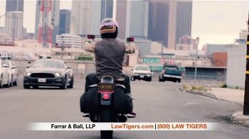 Law Tigers TV Spot. 'Go with the Flow' - Thumbnail 8