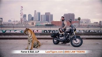 Law Tigers TV Spot. 'Go with the Flow' - Thumbnail 9