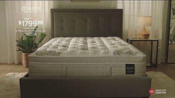 Value City Furniture TV Spot, 'Dream Mattress Studio: Dream Revive' - Thumbnail 6