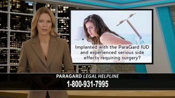 Paragard Legal Helpline TV Spot, 'Broken Pieces'