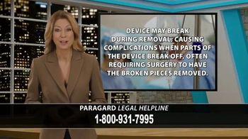 Paragard Legal Helpline TV Spot, 'Broken Pieces' - Thumbnail 3