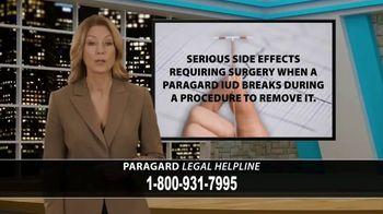 Paragard Legal Helpline TV Spot, 'Broken Pieces' - Thumbnail 6