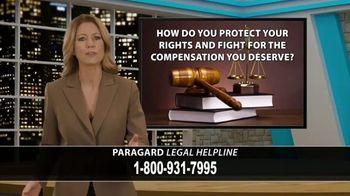 Paragard Legal Helpline TV Spot, 'Broken Pieces' - Thumbnail 7