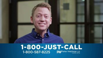 Parker Waichman TV Spot, 'Hit by a Distracted Driver'