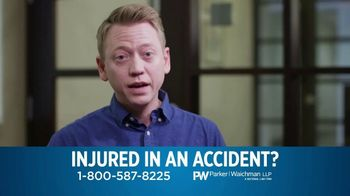 Parker Waichman TV Spot, 'Hit by a Distracted Driver' - Thumbnail 1