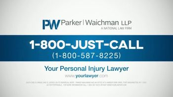 Parker Waichman TV Spot, 'Hit by a Distracted Driver' - Thumbnail 9