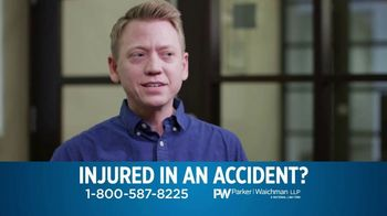 Parker Waichman TV Spot, 'Hit by a Distracted Driver' - Thumbnail 2