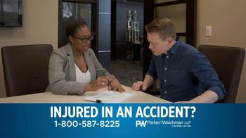 Parker Waichman TV Spot, 'Hit by a Distracted Driver' - Thumbnail 5