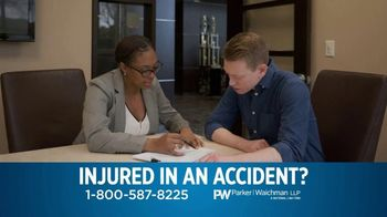 Parker Waichman TV Spot, 'Hit by a Distracted Driver' - Thumbnail 6