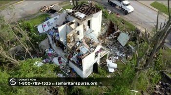 Samaritan's Purse TV Spot, 'Storm After Storm: Hope' - Thumbnail 7
