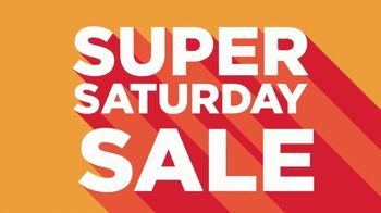 JCPenney Super Saturday Sale TV Spot, 'Polos, Shorts and Dresses' - Thumbnail 3