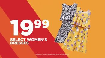 JCPenney Super Saturday Sale TV Spot, 'Polos, Shorts and Dresses' - Thumbnail 5