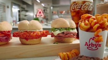 Arby's TV Spot, '$1 Each From 2-5: Happy' Song by YOGI - Thumbnail 2