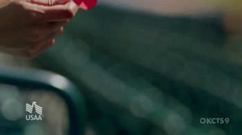 USAA TV Spot, 'Memorial Day: Poppy Wall of Honor' Featuring Justin Verlander - Thumbnail 4