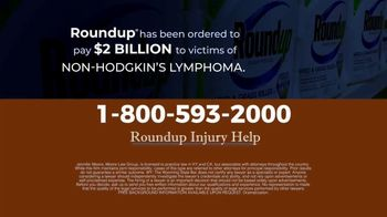 Moore Law Group TV Spot, 'Roundup Manufacturer' - Thumbnail 6