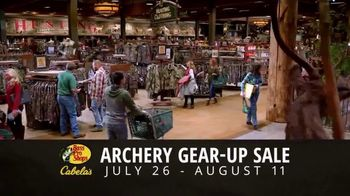 Bass Pro Shops Archery Gear-Up Sale TV Spot, \'Now\'s the Time\'