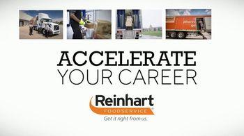 Reinhart Foodservice TV Spot, 'Accelerate Your Career' - Thumbnail 1