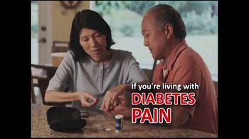 24/7 Diabetic Health Hotline TV Spot, 'You Know the Pain' - Thumbnail 1