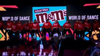M&M's Hazelnut Spread TV Spot, 'World of Dance' - Thumbnail 1
