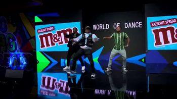 M&M's Hazelnut Spread TV Spot, 'World of Dance' - Thumbnail 2
