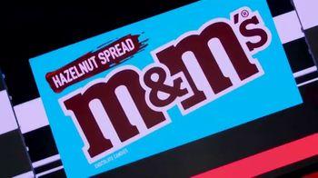 M&M's Hazelnut Spread TV Spot, 'World of Dance'