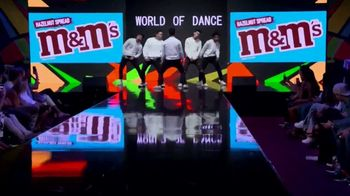 M&M's Hazelnut Spread TV Spot, 'World of Dance' - Thumbnail 4