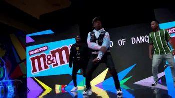 M&M's Hazelnut Spread TV Spot, 'World of Dance' - Thumbnail 5