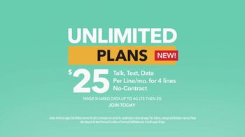 Total Wireless Unlimited Plans TV Spot, 'Trusted Data' - Thumbnail 9
