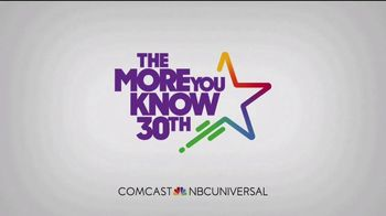 The More You Know TV Spot, 'Art Education' Featuring Chuck Todd - Thumbnail 7