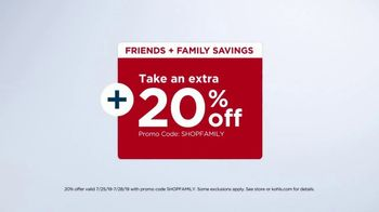 Kohl's Friends and Family Sale TV Spot, 'Back to School Savings' - Thumbnail 4