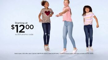 Kohl's Friends and Family Sale TV Spot, 'Back to School Savings' - Thumbnail 6