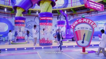Chuck E. Cheese's TV Spot, 'Maximum Fun' - Thumbnail 4
